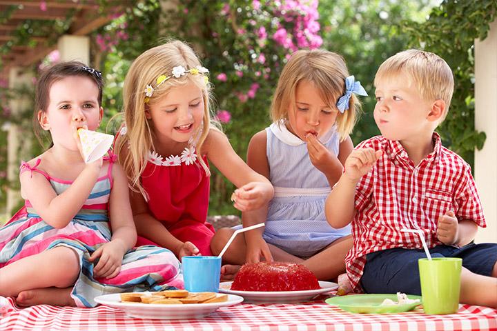 8 Worst Foods for Children