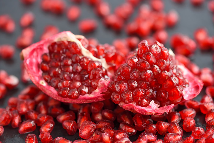 YOUR ARTERIES AND HOW POMEGRANATE CAN UNBLOCK THEM