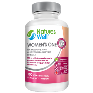 Women's One Optimised Multivitamin and Mineral, 100 Vegetarian Tablets