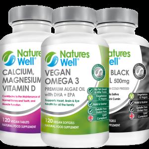 WOMEN'S HEALTH – Natures Well – Premium Supplements